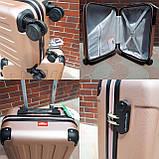 BONTOUR Італія 1100% полікарбонат валізи чемодани сумки на колесах, фото 10