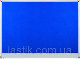 Дошка 100x150 см текстильна в рамці StarBoard