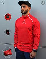 Ветровка анорак Jordan 23 Tech Packable Anorak With Bag (Красный)