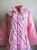 Курточка- ветровка женская БАТАЛ размер 52, 54, 60