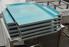Противень из алюминия 1,5 мм 470х390х20
