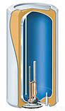 Бойлер Atlantic Slim Steatite VM 30 D325–2–BC, тонкий 30 л, фото 3