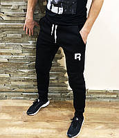 Спортивные штаны (флис) Reebok черные