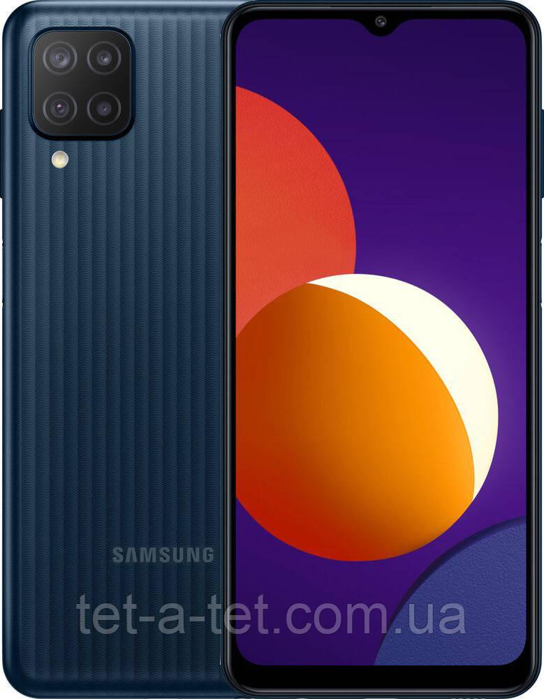 Смартфон Samsung Galaxy M12 4/64GB Black