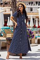Платье-халат норма