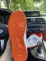 Мужские кроссовки на лето Nike Air Force 1 Rucker Park. Кроссы парню на лето Найк Аир Форс.