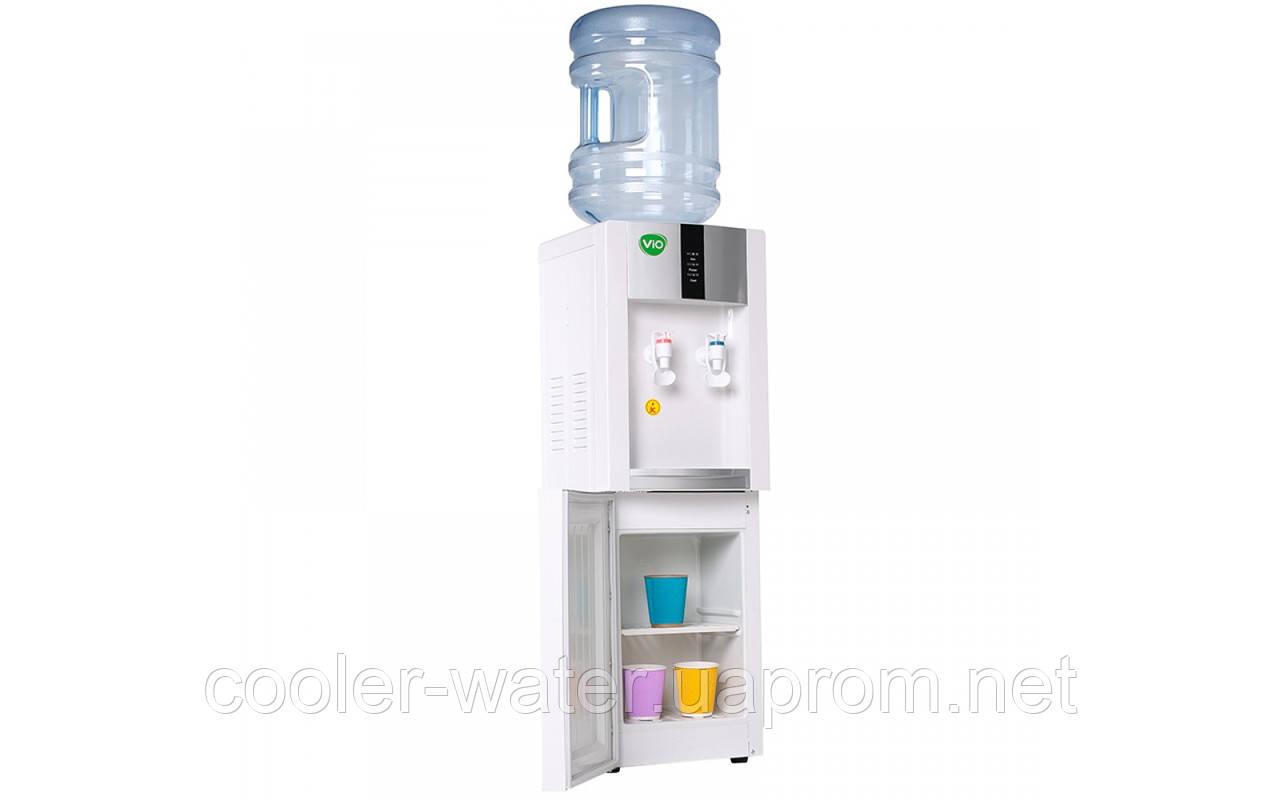 Кулер для води з холодильником ViO X172 FCF White