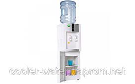 Кулер для води з холодильником Lanbao 1,5-5x55R Metallic