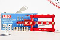Кондуктор для сверления отверстий под шканты LEX LXSCDJ-1 Польша