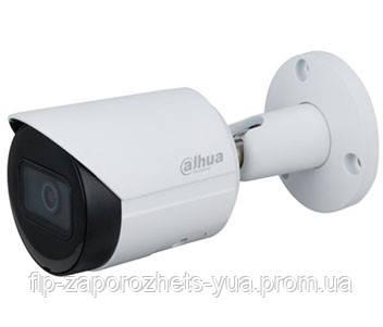 DH-IPC-HFW2230SP-S-S2 (2.8 мм) 2Mп Starlight IP відеокамера Dahua c ІК підсвічуванням