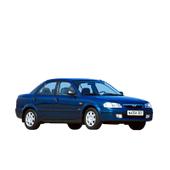 Mazda 323 BJ 1998