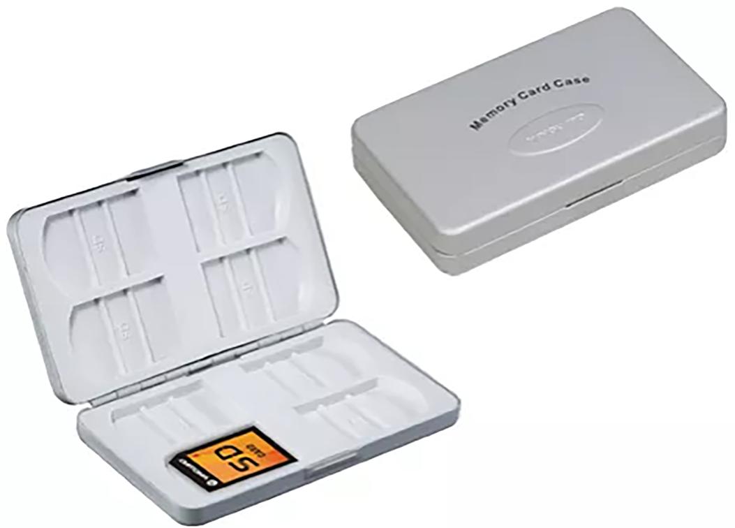 Кейс для карт пам'яті Vanguard MCC 12 / в магазині