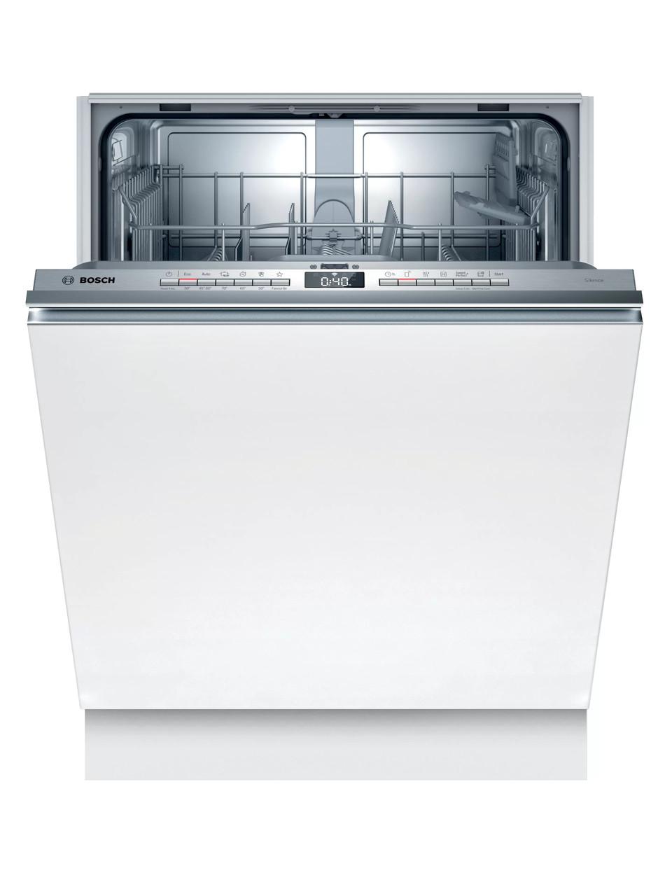 Вбудована посудомийна машина Bosch SMV4HTX31E [60см]