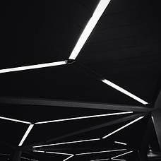 Лінійні світильники для комерційних проектів
