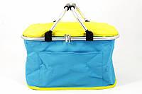 Термосумка, сумка-холодильник COOLING BAG на 30 литров 6009