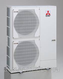 Тепловой насос воздух-воздух Mitsubishi Electric PUHZ-SHW80VHAR2 - Zubadan inverter