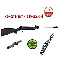 Супер акція! Гвинтівка SPA B1-4Р + приціл 4х20 + Чохол і кулі в подарунок