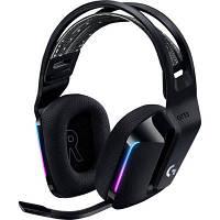 Навушники Logitech G733 Lightspeed Wireless RGB Gaming Headset Black (981-000864)