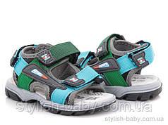 Дитяче літнє взуття оптом. Дитячі босоніжки 2020 бренду BBT для хлопчиків (рр. з 21 по 26)