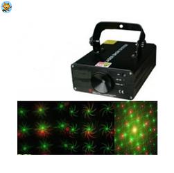 Лазер двухцветный Big BE 013 (RGY Super star) R100 + G40