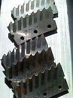 Сегмент к пиле Геллера 710х8 по ГОСТ 4047-82 (к-т. 24 шт.) Р12, Р6М5