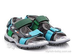 Дитяче літнє взуття оптом. Дитячі босоніжки 2020 бренду BBT для хлопчиків (рр. з 26 по 31)