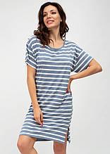 Ночная рубашка (туника) ТМ Роксана, коллекция Marine 1091