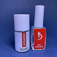 Ультрабонд и обезжириватель для ногтей Kodi Professional набор