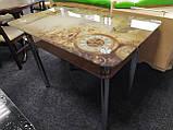 Стіл скляний Абстракція, фото 7
