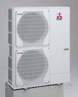Тепловой насос воздух-вода, Mitsubishi Electric PUHZ-HW140YHA - Zubadan inverter