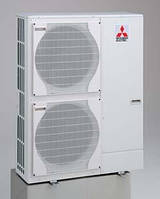 Тепловой насос воздух-вода, Mitsubishi Electric PUHZ-HW112YHA - Zubadan inverter