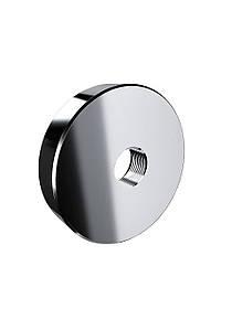 ODF-06-26-02-L10 Дистанция 10 мм для коннектора диаметром 40 мм и с резьбой М10, полированный