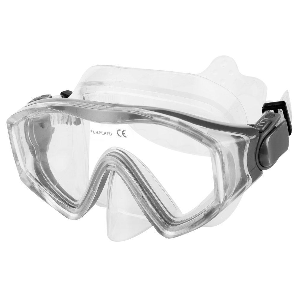 Маска для плавання Spokey Certa 928105 (original), маска для пірнання, окуляри-маска, для дорослих