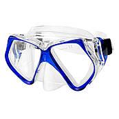 Маска для плавания Spokey Piker 928108 (original), маска для ныряния, очки-маска, для взрослых