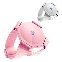 Корсет для спины Smart Sensor Corrector Розовый ортопедический корректор осанки (TI)