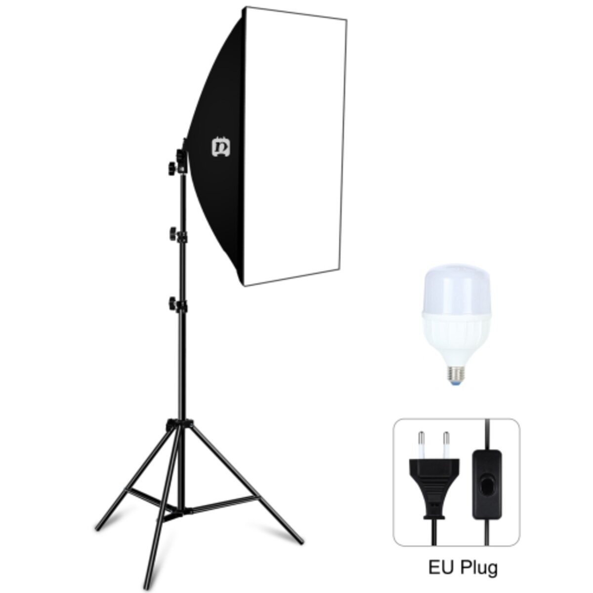 480Вт Комплект постійного світла PZ 5070-48LED / лампа 48 W 5700°K