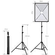 480Вт Комплект постійного світла PZ 5070-48LED / лампа 48 W 5700°K, фото 2