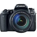 Фотоапарат Canon EOS 77D kit EF-S 18-135mm IS USM / на складі, фото 2