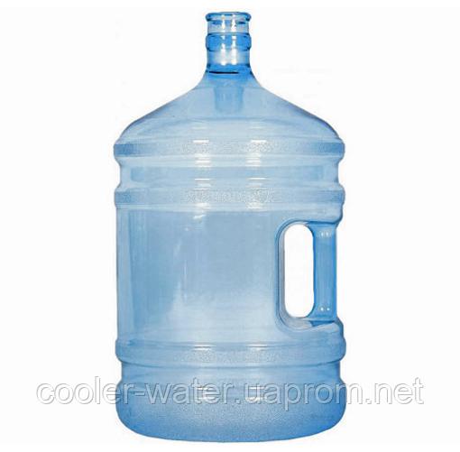 Бутыль для воды 19 л с ручкой Поликарбонат