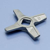 Нержавейка нож для мясорубки RZTK MM 1800K Plus