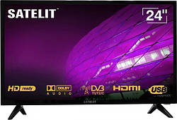 Телевізор Satelit 24H9100T з Т2