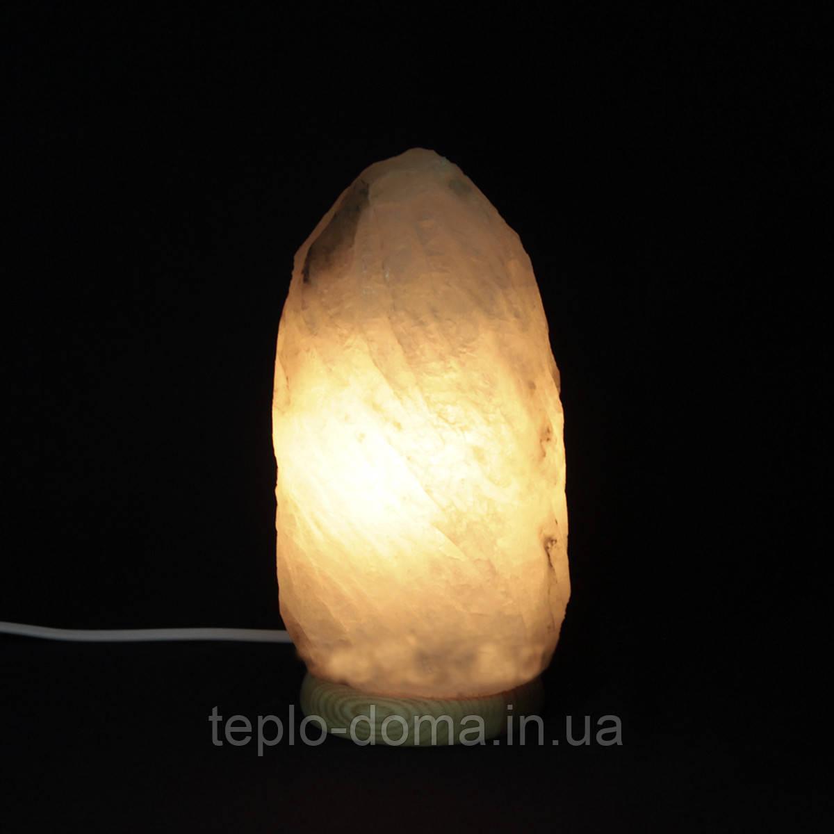 Світильник з гімалайської солі