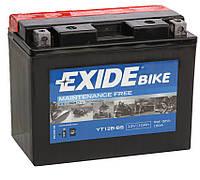 Мото аккумулятор EXIDE YT12B-BS, фото 1