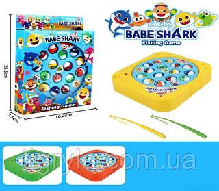 Настольная игра Рыбалка Baby shark