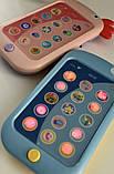 Телефон детский сенсорный 8035, фото 3