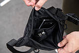 Поясная сумка большая Puma Intertool черная, фото 8