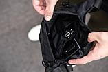 Поясная сумка большая Puma Intertool черная, фото 9