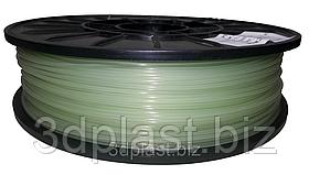 PLA (ПЛА) пластик 3Dplast для 3D принтера 1.75 мм 0.85, незабарвлений