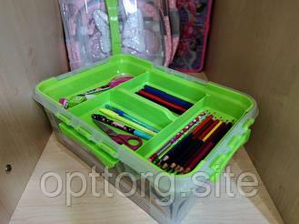 Обзор контейнеров для канцелярии школьнику