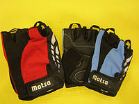 Перчатки спортивные без пальцев Matsa (Пакистан)